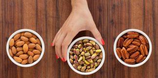 frutta secca-spuntino-per-dimagrire-in-modo-sano
