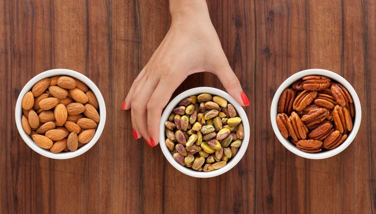 Spuntini Sani E Diabete : Frutta secca lo spuntino che aiuta a dimagrire in modo sano