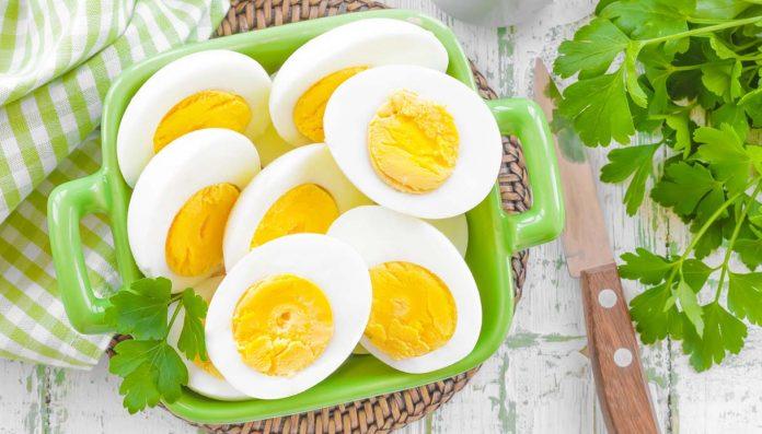Dieta dell'uovo sodo: ecco perché fa dimagrire