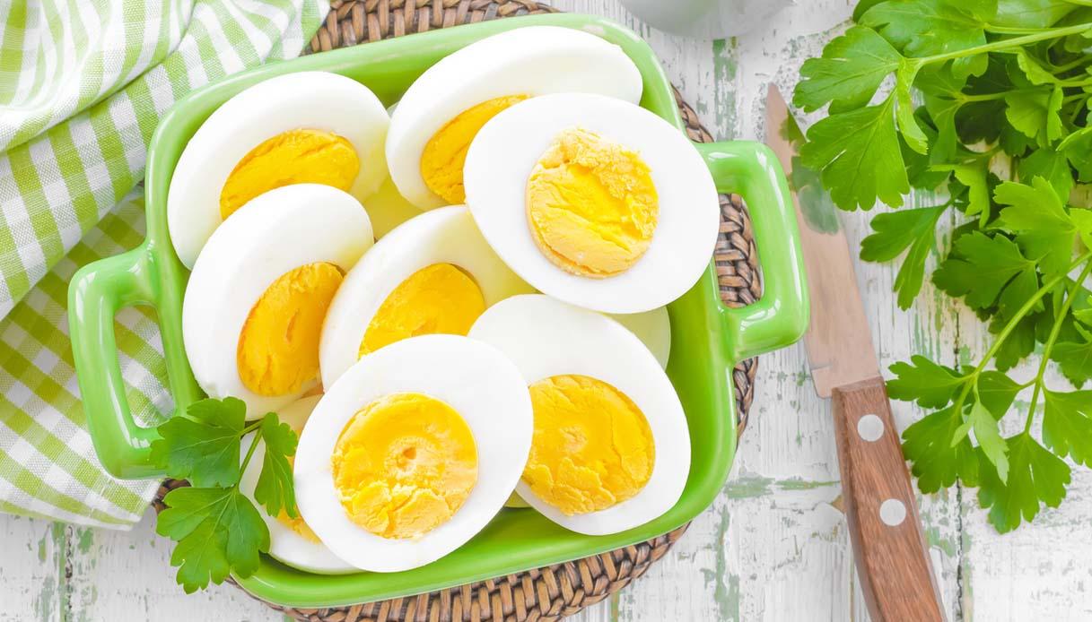 dieta 3 giorni uova