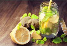 perdere-peso-con-zenzero-e-limone