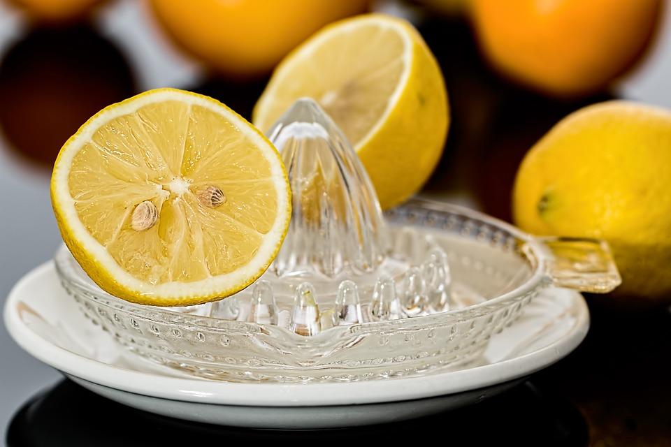 scorza di limone per dimagrire