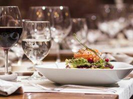 Mangiare al ristorante
