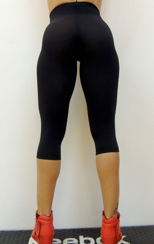 leggings rassodanti neri