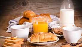 colazione e benessere