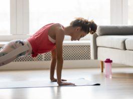 allenamento a casa