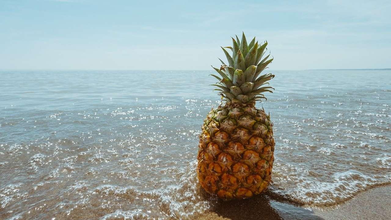cibi dimagranti, Ananas