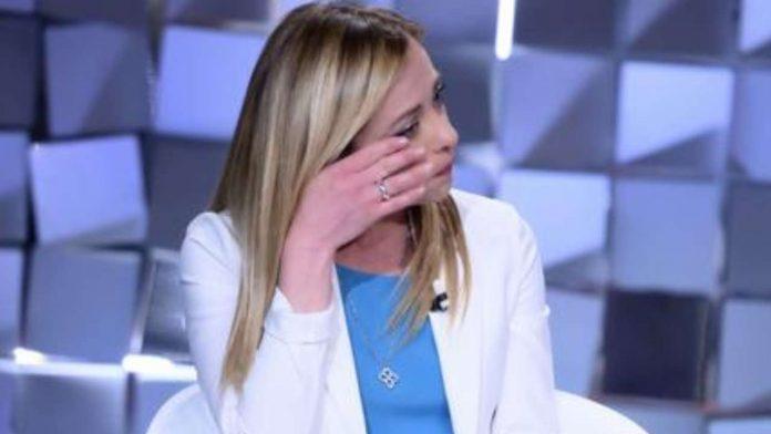 Giorgia Meloni intervista